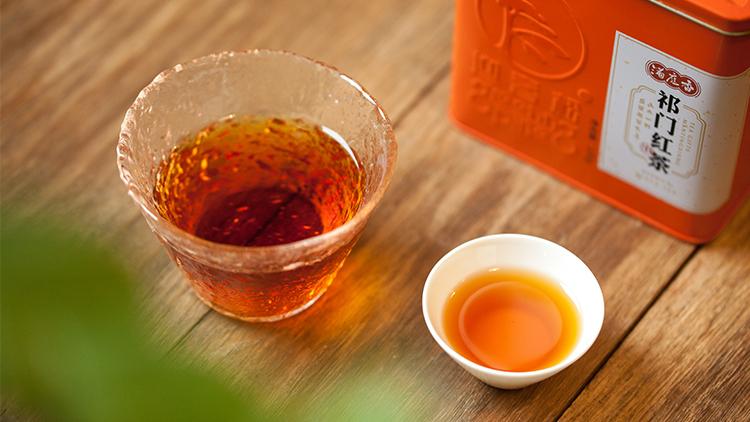 88元/盒,迎客松祁门红茶,家庭常备暖心茶,鲜醇酐厚