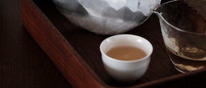 10年陈贡眉白茶饼 超高性价比 280元/片