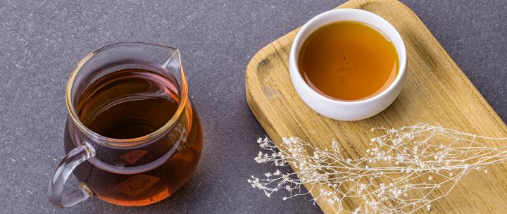 桐木赤甘,独特花蜜香型武夷红茶