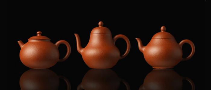 梨皮朱泥三绝 风靡南国的小品紫砂壶