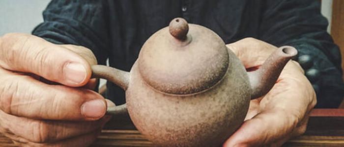 一抔老岩泥  包容世间茶