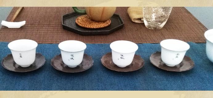 观山茶会 | 我赴当时约  喝着茶,听着制茶人直播聊茶,感受就完全不同了。