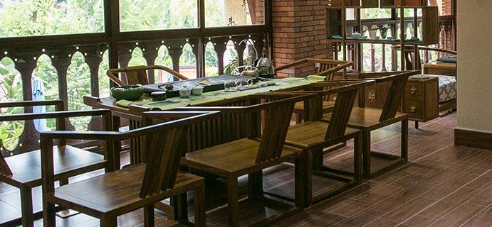 观山茶会   潮州站  遇兰茶空间,让生活因为有了茶多了一点味道。