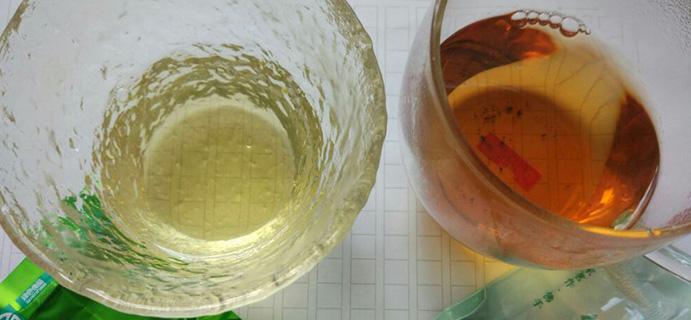 晒茶 | 永春佛手  清香型,茶汤黄亮,气息有兰花香,口腔中滋味较饱满。