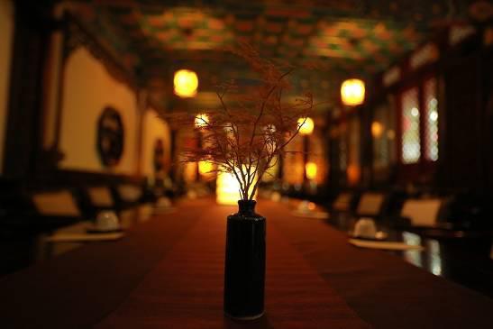 """这一场""""牛肉宴""""艳到了北京香山的最深处! ——茶语网全国巡回茶会北京场活动举办"""