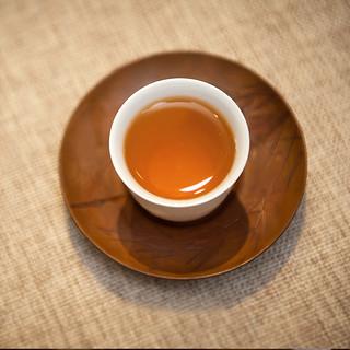 乌龙茶·蜜韵扎实的白叶单丛