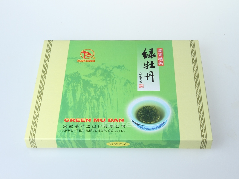 黄山绿牡丹绿茶价格725元/斤