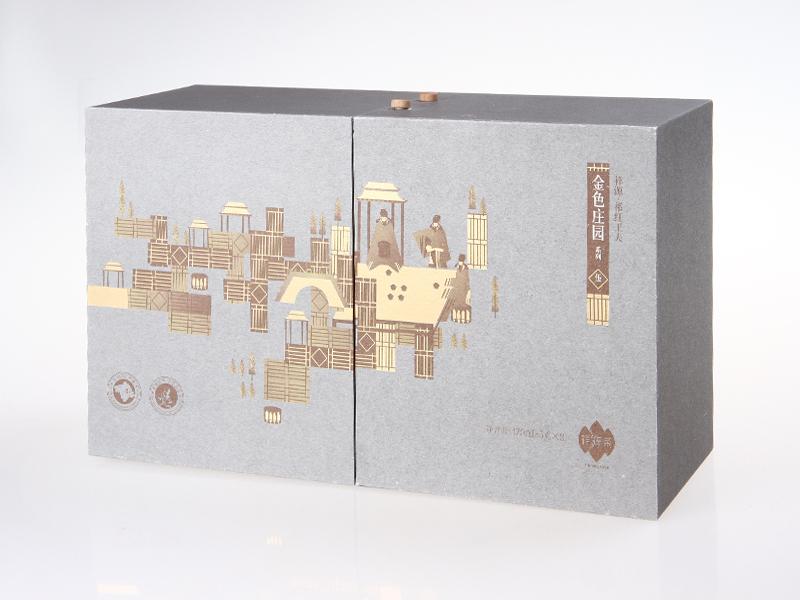 金色庄园系列·伍·祁红工夫红茶价格6141元/斤