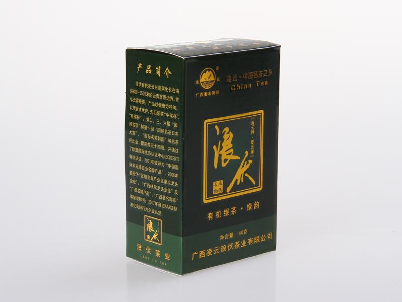 绿韵有机绿茶绿茶价格500元/斤