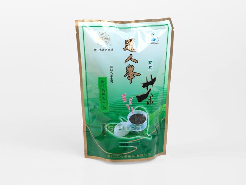 道人峰有机茶绿茶价格125元/斤