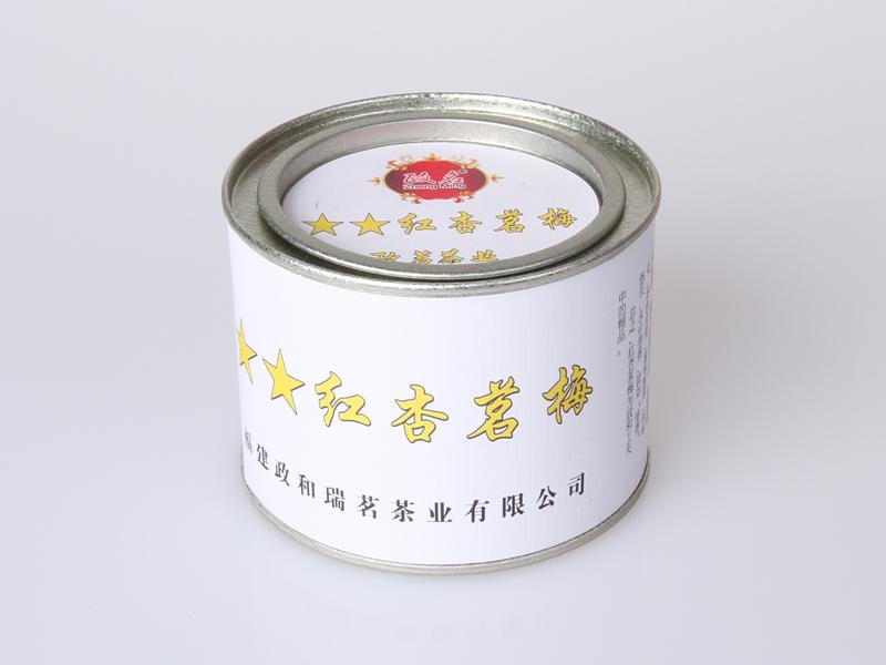 红杏茗梅政和工夫红茶红茶价格353元/斤