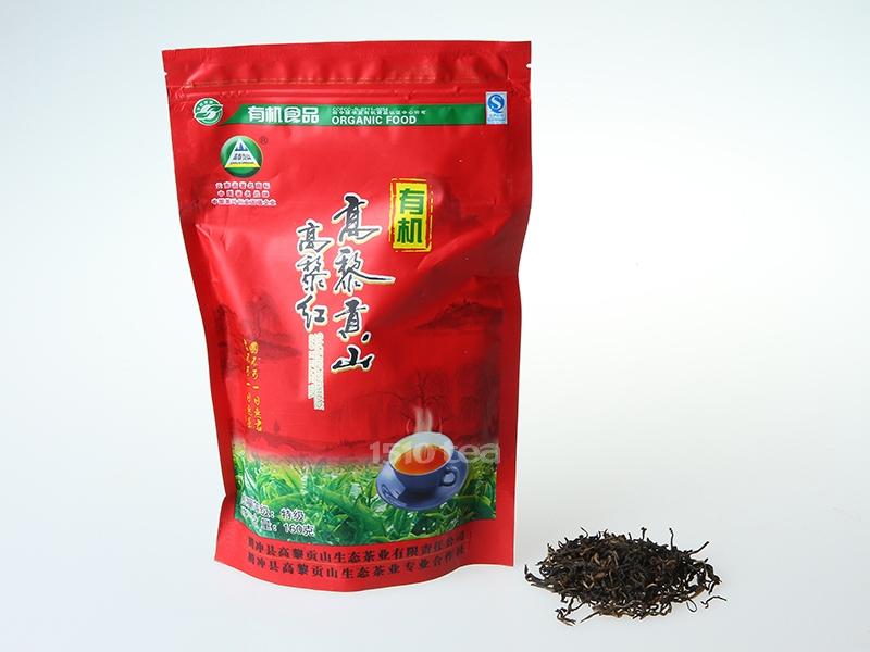 有机高黎红红茶价格150元/斤