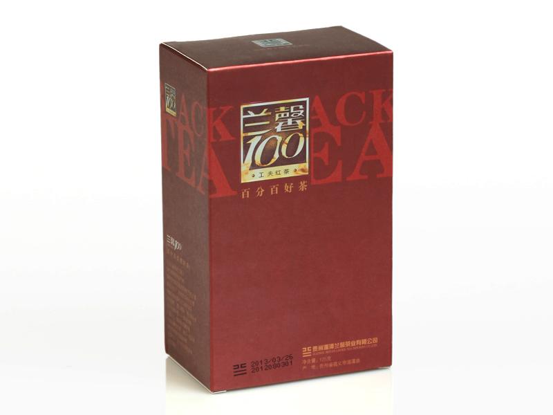 兰馨100工夫红茶红茶价格80元/斤