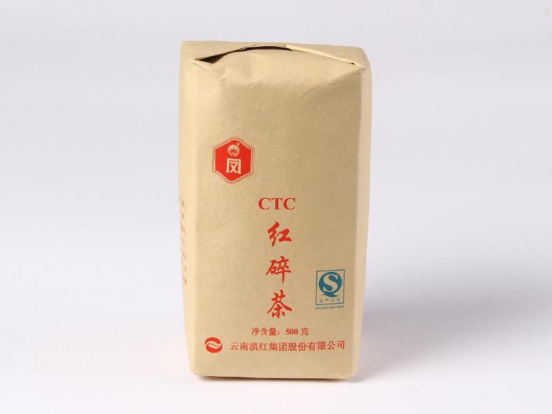CTC红碎茶2号红茶价格37元/斤