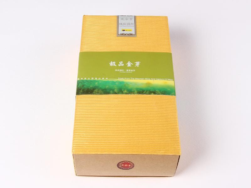 极品金芽红茶价格600元/斤