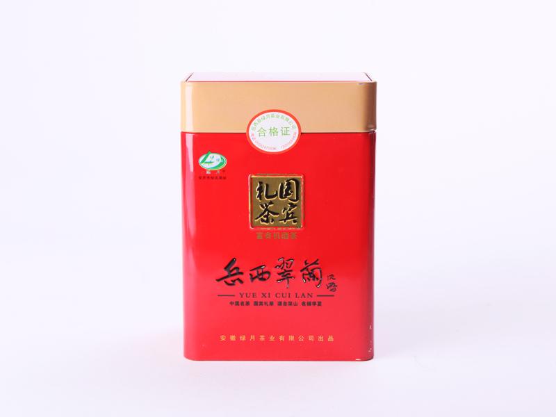 富有机硒岳西翠兰绿茶价格333元/斤
