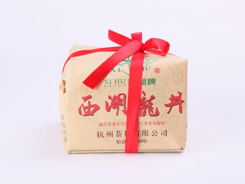 明前特级西湖龙井纸包绿茶价格1056元/斤