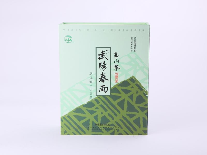 武阳春雨绿茶价格375元/斤