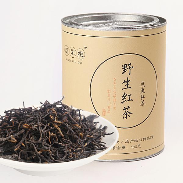 桐木关 野生红茶红茶价格800元/斤