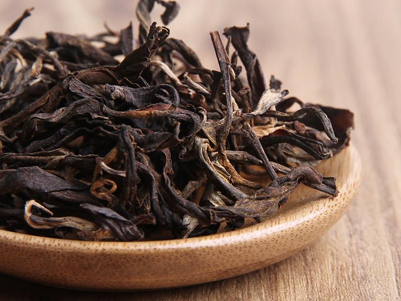 老挝古树红茶