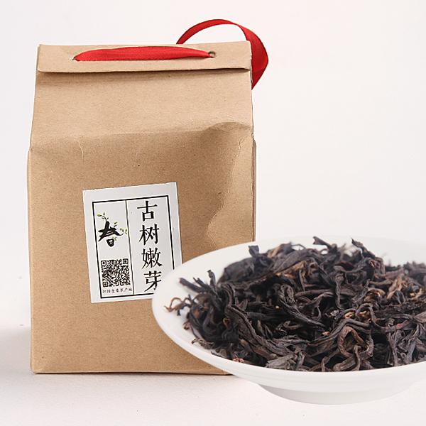 古树嫩芽红茶价格495元/斤