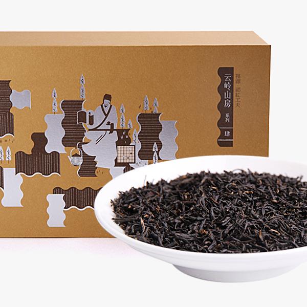 云岭山房 肆 祁门红茶红茶价格1232元/斤