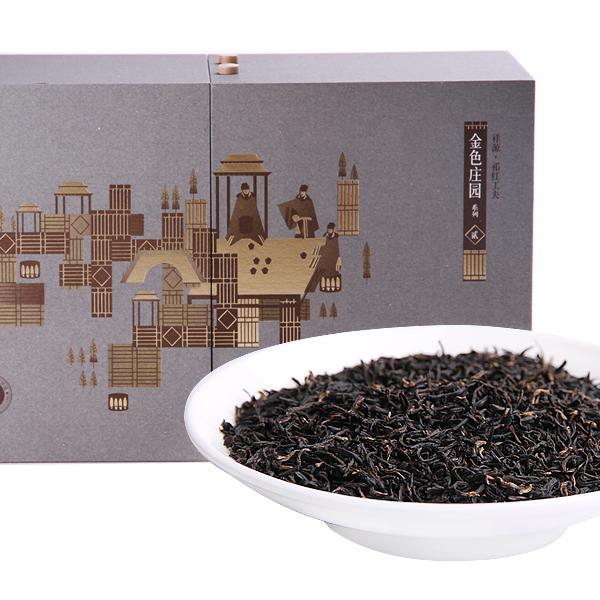 金色庄园 贰(祁红)红茶价格1067元/斤
