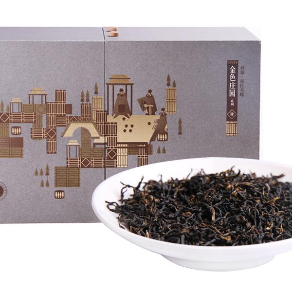 金色庄园 肆(祁红)红茶价格5627元/斤