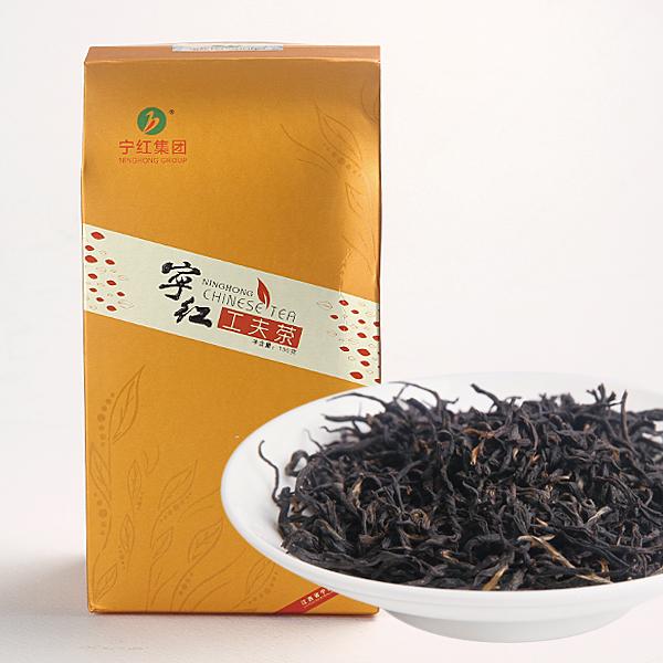 宁红政商简易金盒红茶价格87元/斤