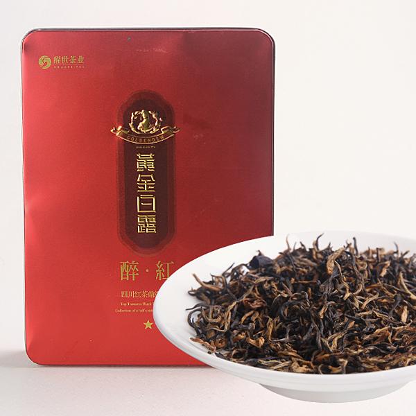 川红 特级醒世黄金白露红茶价格510元/斤