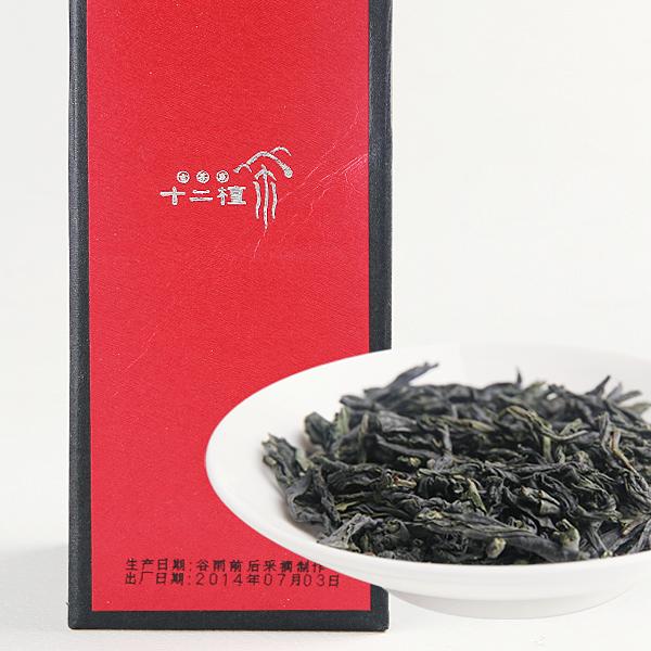 十二檀瓜片茶绿茶价格757元/斤