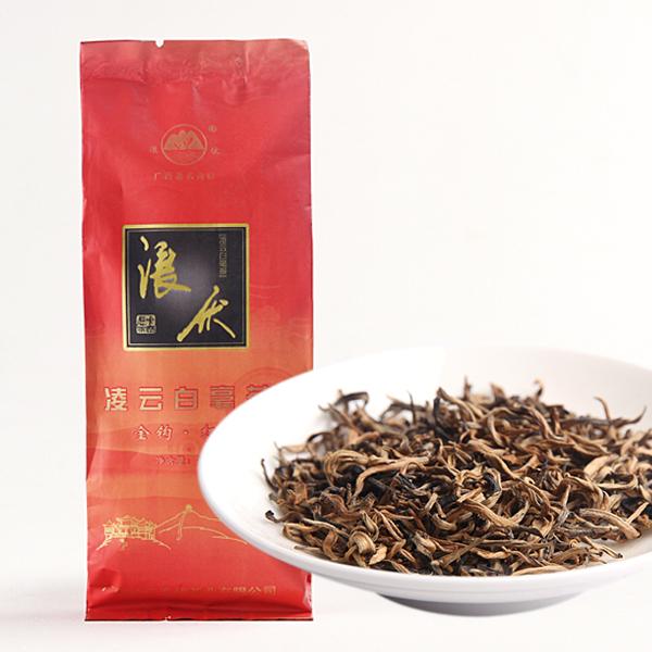凌云白毫金芽红茶红茶价格625元/斤