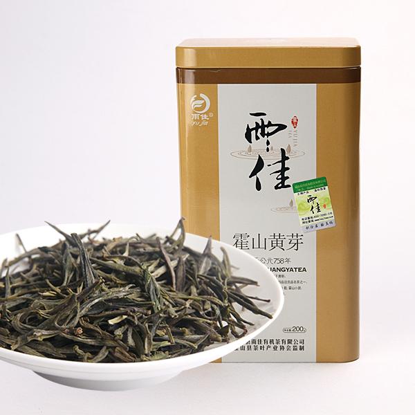霍山黄芽(雨佳)绿茶价格245元/斤