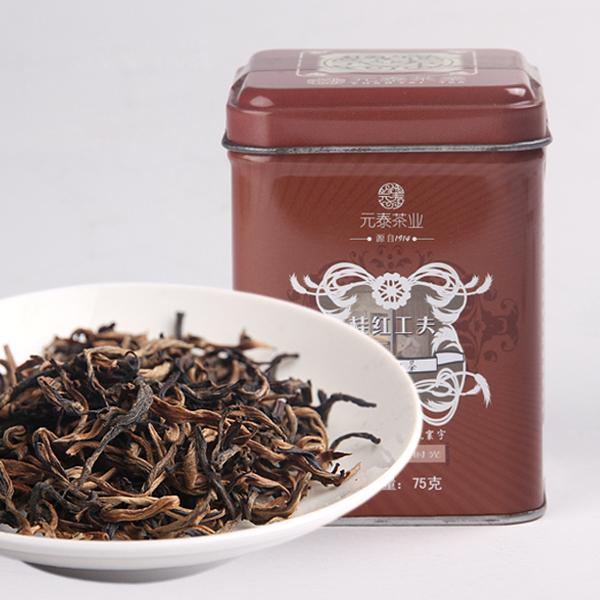 广西桂红工夫特级红茶价格1176元/斤