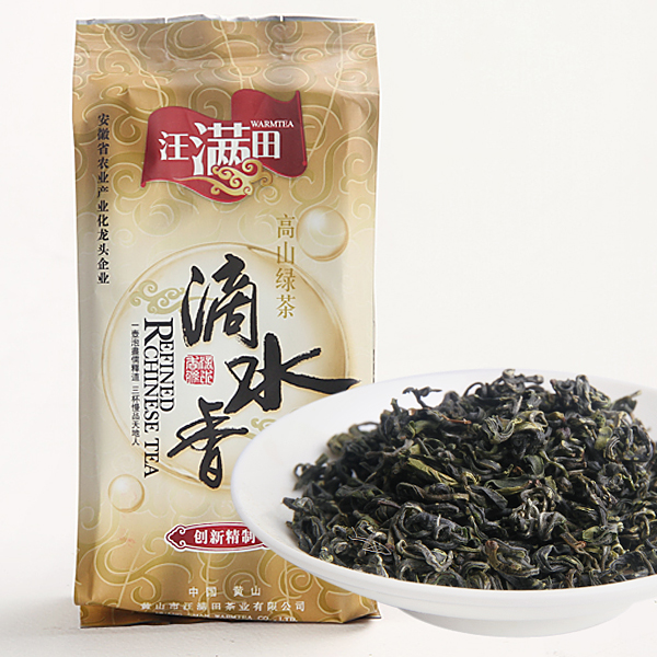 特级滴水香绿茶价格130元/斤