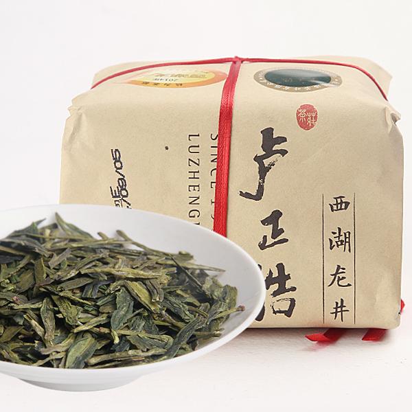 雨前西湖龙井绿茶价格216元/斤