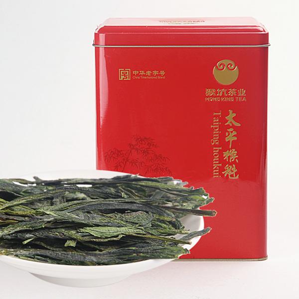 太平猴魁1915 特级国礼绿茶价格569元/斤