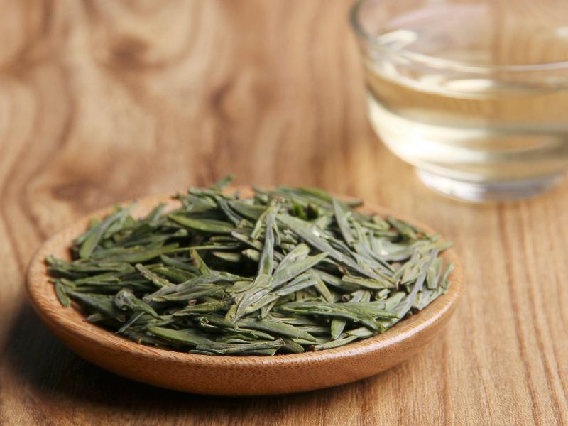 青城山雪竹绿茶价格500元/斤
