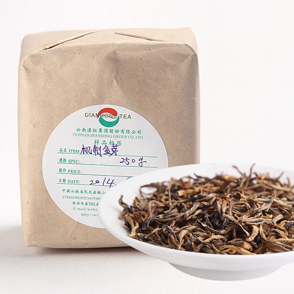 机制金芽红茶价格536元/斤