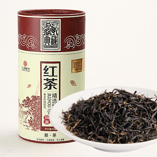 九州树叶 红茶红茶价格196元/斤