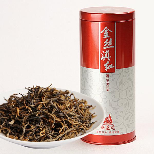 金丝滇红红茶价格245元/斤
