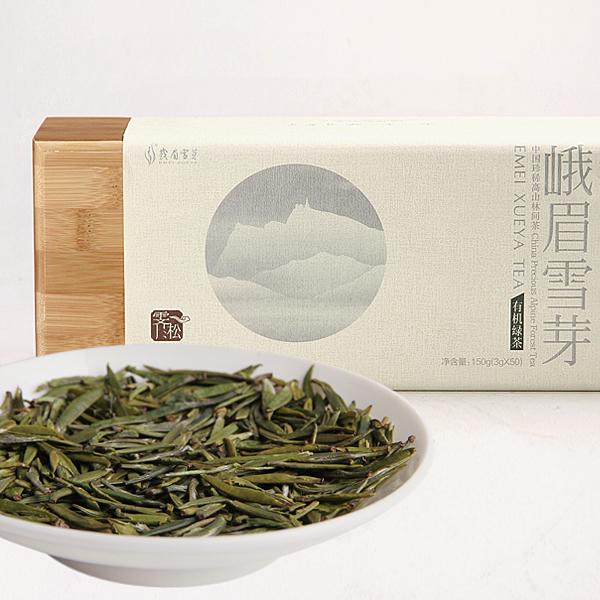 峨眉雪芽 雪霁 慧欣(2015)绿茶价格2563元/斤