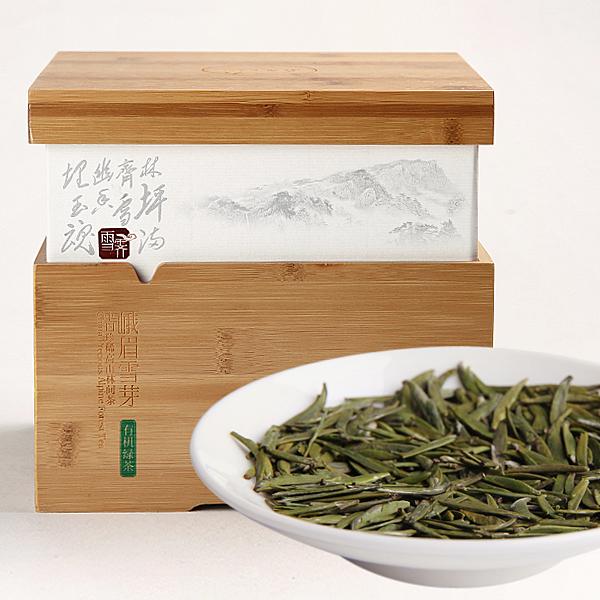 雪霁.禅心(2015)绿茶价格6561元/斤