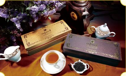高级礼遇袋泡系列红茶价格2000元/斤