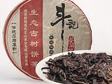 生态古树饼茶(2006)