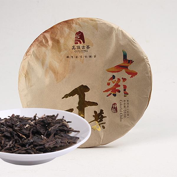 七彩千叶-古树普洱茶