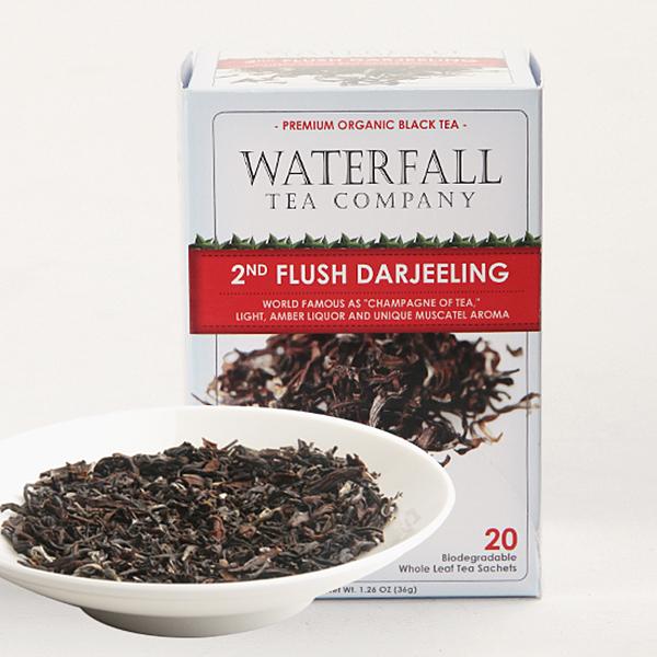 2nd Flush Darjeeling袋泡茶红茶价格1028元/斤