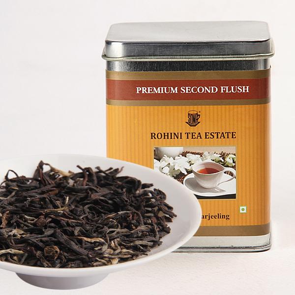 夏摘大吉岭红茶红茶价格950元/斤