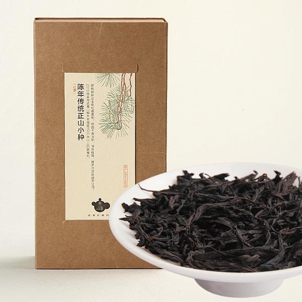 四年陈传统正山小种红茶价格800元/斤