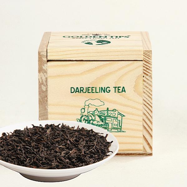 大吉岭 经典木盒红茶价格1093元/斤